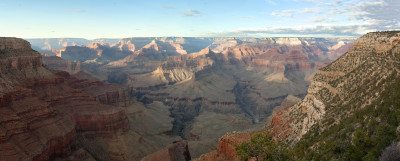 Grand Canyon National Park - Image credit: National Park Service